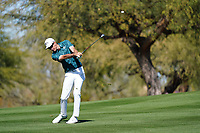 Dylan Fritelli (USA) In action during the third round of the Waste Management Phoenix Open, TPC Scottsdale, Phoenix, USA. 31/01/2020<br /> Picture: Golffile | Phil INGLIS<br /> <br /> <br /> All photo usage must carry mandatory copyright credit (© Golffile | Phil Inglis)