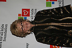 Jane Fonda at the Rosie's For All Kids Foundation and Rosie's Broadway Kids were created because of Rosie's love of children and the knowledge that one person can make a difference in the life of a child on Nov. 24. 2008 at the New York Marriott Marquis, NYC, (Photo by Sue Coflin/Max Photos)