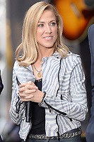 www.acepixs.com<br /> April 19, 2017 New York City<br /> <br /> Sheryl Crow performing on NBC's 'Today' at Rockefeller Plaza on April 19, 2017 in New York City. <br /> <br /> Credit: Kristin Callahan/ACE Pictures<br /> <br /> Tel: (646) 769 0430<br /> e-mail: info@acepixs.com