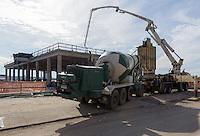 Boathouse at Canal Dock Phase II   State Project #92-570/92-674 Construction Progress Photo Documentation No. 08 on 21 February 2017. Image No. 02