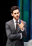 Dry Powder by Sarah Burgess. A Hampstead Theatre Production directed by Anna Ledwich. With Tom Riley as Seth. Opens at The Hampstead Theatre on 1/2/18. CREDIT Geraint Lewis EDITORIAL USE ONLY