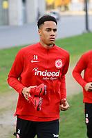 Deji Beyreuther (Eintracht Frankfurt) - 14.11.2017: Eintracht Frankfurt Training, Commerzbank Arena