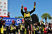 2018 Verizon IndyCar Series - Firestone Grand Prix of St. Petersburg<br /> St. Petersburg, FL USA<br /> Sunday 11 March 2018<br /> Sébastien Bourdais, Dale Coyne Racing with Vasser-Sullivan Honda<br /> World Copyright: Scott R LePage / LAT Images<br /> ref: Digital Image _SRL6482