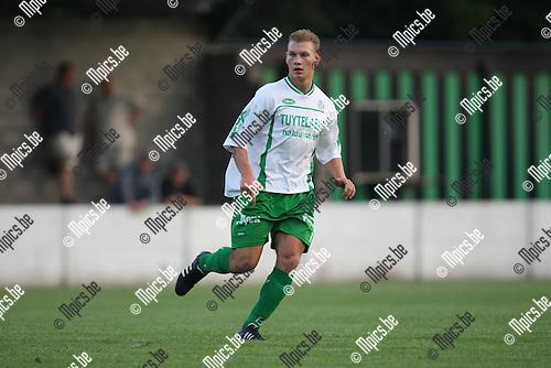 2008-07-23 / Voetbal / seizoen 2008 - 2009 / Dessel Sport / Kurt Remen..Foto: Maarten Straetemans (SMB)