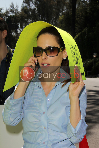 Kerri Kasem<br /> at a protest involving Casey Kasem's children, brother and friends who want to see him but have been denied any contact,  Private Location, Holmby Hills, CA 10-01-13<br /> David Edwards/Dailyceleb.com 818-249-4998