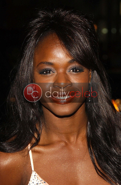 Nzinga Blake<br />