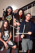 Sep 15. 1994: PANTERA - Civic Hall Wolverhampton UK