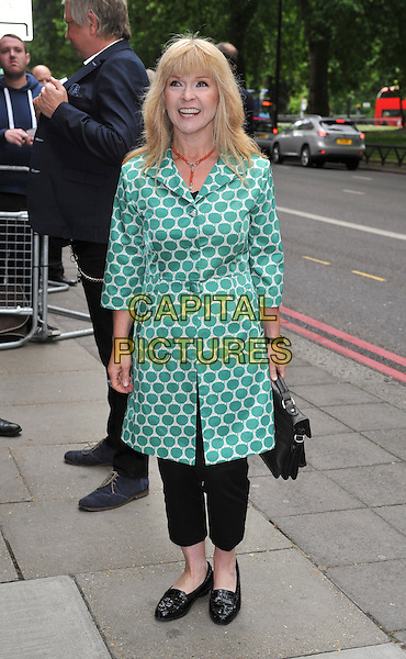 LONDON, ENGLAND - MAY 22: Toyah Wilcox attends the Ivor Novello Awards at The Grosvenor House Hotel on May 22, 2014 in London, England.<br /> CAP/PP/GM<br /> &copy;Gary Mitchell/PP/Capital Pictures