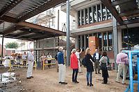Science Bldg. Construction Tour