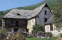 Europe/France/Midi-Pyrénées/65/Hautes-Pyrénées/Vallée d'Azun/Aucun: Le musée de Lavedan