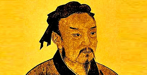 Sun Tzu. His treatise on The Art of War still provides strategic and tactical guidance