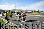 Noel Carr and Denis Cahill  pictured at the Rose of Tralee International 10k Race in Tralee on Sunday.