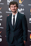 Raul Arevalo attends red carpet of Feroz Awards 2018 at Magarinos Complex in Madrid, Spain. January 22, 2018. (ALTERPHOTOS/Borja B.Hojas)
