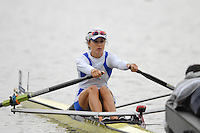 Amsterdam, NETHERLANDS, ISR BLW1X,  2011 FISA U23 World Rowing Championships, Wednesday, 20/07/2011 [Mandatory credit:  Intersport Images]