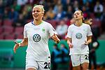 01.05.2019, RheinEnergie Stadion , Köln, GER, DFB Pokalfinale der Frauen, VfL Wolfsburg vs SC Freiburg, DFB REGULATIONS PROHIBIT ANY USE OF PHOTOGRAPHS AS IMAGE SEQUENCES AND/OR QUASI-VIDEO<br /> <br /> im Bild | picture shows:<br /> Einzelaktion Pia-Sophie Wolter (VfL Wolfsburg #20), <br /> <br /> Foto © nordphoto / Rauch