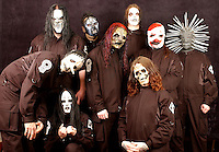 Slipknot Studio Session 2001