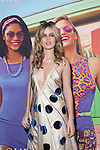 Sunglass Spokes Model and Mick Jagger Daughter Georgia May Jagger at the Sunglass Hut Electric Summer Campaign Kick-Off‏ Held at Industry Kitchen