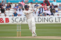 Simon Harmer in batting action for Essex during Essex CCC vs Warwickshire CCC, Specsavers County Championship Division 1 Cricket at The Cloudfm County Ground on 15th July 2019