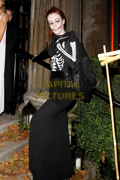 LONDON, ENGLAND, OCTOBER 30: Kate Rothschild arrive at The UNICEF Halloween Ball at One Mayfair on October 30, 2014 in London, England.<br /> CAP/AH<br /> &copy;Adam Houghton/Capital Pictures