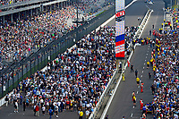 Verizon IndyCar Series<br /> Indianapolis 500 Race<br /> Indianapolis Motor Speedway, Indianapolis, IN USA<br /> Sunday 28 May 2017<br /> The grid.<br /> World Copyright: F. Peirce Williams<br /> LAT Images