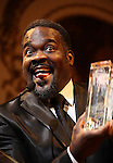 Phillip Boykin.during the 68th Annual Theatre World Awards at the Belasco Theatre  in New York City on June 5, 2012.