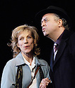 Alice Trilogy by Tom Murphy,directed by Ian Rickson. With Juliet Stevenson,Stanley Townsend. Opens at the Royal Court Theatre on 16/11/05. CREDIT Geraint Lewis