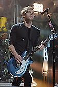 SUNRISE FL - DECEMBER 18: Luke Hemmings of 5 Seconds Of Summer performs at the Y100 Jingle Ball 2015 held at The BB&T Center on December 18, 2015 in Sunrise, Florida. (Photo by Larry Marano © 2015