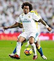 Real Madrid's Marcelo Vieira during La Liga match. November 5,2017. (ALTERPHOTOS/Acero)