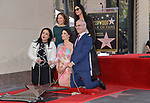 Lucy Liu Honored With Star On The Hollywood Walk Of Fame on May 01, 2019 in Hollywood, California.<br /> a_Lucy Liu 023 Rhea Perlman, Demi Moore