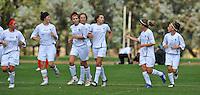 Day 1 - Vic V Northern NSW - U14 Girls - NJC 2009