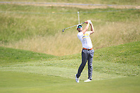 Alexander Bjork (SWE) on the 12th during Round 3 of the HNA Open De France at Le Golf National in Saint-Quentin-En-Yvelines, Paris, France on Saturday 30th June 2018.<br /> Picture:  Thos Caffrey | Golffile