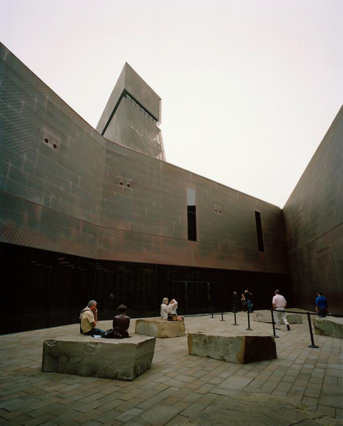 de Young Museum, San Francisco, California