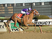 Pennsylvania-bred Princess of Sylmar, ridden by Chris DeCarlo and trained by Todd Pletcher, captured the $100,000 Busanda Stakes at the Big A on Jan. 5.