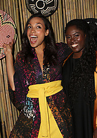 www.acepixs.com<br /> <br /> September 11 2017, New York City<br /> <br /> Designers Rosario Dawson (L) and Abrima Erwiah attending the Studio 189 show during New York Fashion Week: Style360 at the Metropolitan Pavilion on September 11, 2017 in New York City.<br /> <br /> By Line: Nancy Rivera/ACE Pictures<br /> <br /> <br /> ACE Pictures Inc<br /> Tel: 6467670430<br /> Email: info@acepixs.com<br /> www.acepixs.com