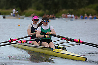 Race: 115  W.2x (Band 1)  Heat 2<br /> <br /> Peterborough Summer Regatta 2018 - Saturday<br /> <br /> To purchase this photo, or to see pricing information for Prints and Downloads, click the blue 'Add to Cart' button at the top-right of the page.