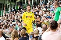 GRONINGEN - Voetbal, Opendag FC Groningen, seizoen 2018-2019, 05-08-2018, FC Groningen doelman Jan Hoekstra