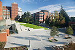 Seattle University's Lemieux Library and McGoldrick Learning Commons.