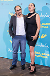 "Jordi Sanchez and Rossy de Palma attends to premiere of ""Senor, dame paciencia"" at Fortuny Palace in Madrid, June 15, 2017. Spain.<br /> (ALTERPHOTOS/BorjaB.Hojas)"