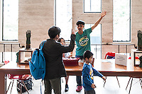 SCAD Open Day held at the Hong Kong campus on Saturday 2nd November 2013. Photo by Xaume Olleros / studioEAST
