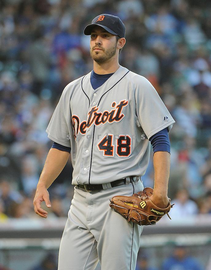 6/13/12 TIGERS@CUBS..Cubs lose 8-4