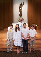 20130602 Fr Communion