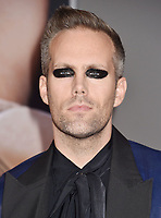 WESTWOOD, CA - FEBRUARY 05: Justin Tranter attends the Premiere Of 20th Century Fox's 'Alita: Battle Angel' at Westwood Regency Theater on February 05, 2019 in Los Angeles, California.<br /> CAP/ROT/TM<br /> ©TM/ROT/Capital Pictures