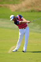 Jon Rahm (ESP) on the 10th fairway during Round 1 of the HNA Open De France at Le Golf National in Saint-Quentin-En-Yvelines, Paris, France on Thursday 28th June 2018.<br /> Picture:  Thos Caffrey | Golffile