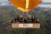 20140622 June 22 Hot Air Balloon Gold Coast