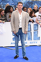 "Craig Lawson<br /> at the ""Valerian"" European premiere, Cineworld Empire Leicester Square, London. <br /> <br /> <br /> ©Ash Knotek  D3290  24/07/2017"