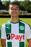 GRONINGEN - Presentatie FC Groningen o23, seizoen 2018-2019,   30-06-2018,  Daniel van Kaam