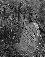 Thornborough Cemetry Headstone