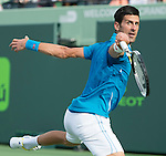Novak Djokovic (SRB) defeats Dominic Thiem (AUT) by 6-3, 6-4
