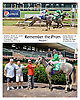 Remember the Prom winning at Delaware Park on 7/16/14