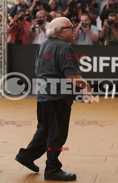 Danny DeVito arrives to Maria Cristina Hotel for the 66th San Sebastian Donostia International Film Festival - Zinemaldia.September 21,2018.(ALTERPHOTOS/ALFAQUI/Paniagua) /NortePhoto.com